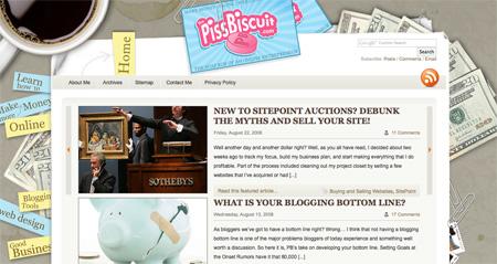 Top 24 Desain Header Blog Dan Web Paling Keren Dan Unik